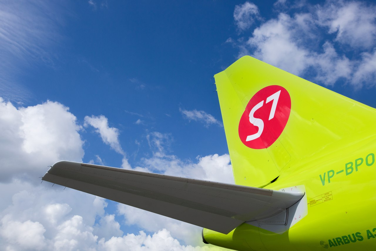 S7 Airlines Альфа-Банк